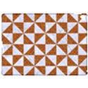 TRIANGLE1 WHITE MARBLE & RUSTED METAL Apple iPad Pro 12.9   Hardshell Case View1