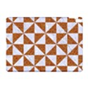 TRIANGLE1 WHITE MARBLE & RUSTED METAL Apple iPad Pro 10.5   Hardshell Case View1