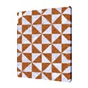 TRIANGLE1 WHITE MARBLE & RUSTED METAL Apple iPad Pro 10.5   Hardshell Case View3