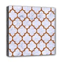 TILE1 WHITE MARBLE & RUSTED METAL (R) Multi Function Bag	 View1