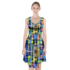 Pattern 20 Racerback Midi Dress