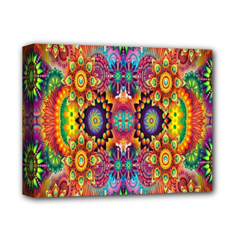 Artwork By Patrick Pattern 22 Deluxe Canvas 14  X 11