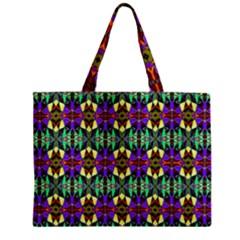 Artwork By Patrick Pattern 24 Zipper Mini Tote Bag
