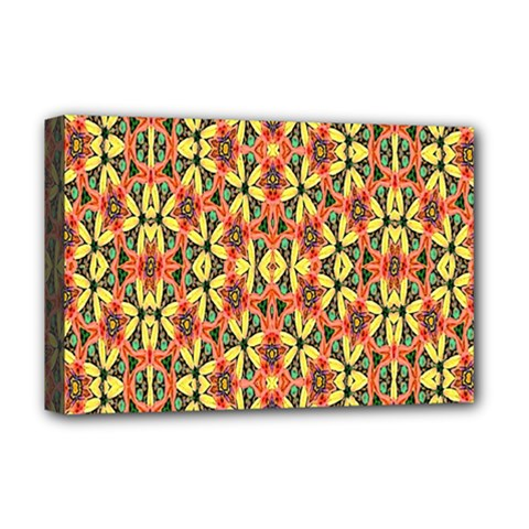 Pattern 25 Deluxe Canvas 18  X 12