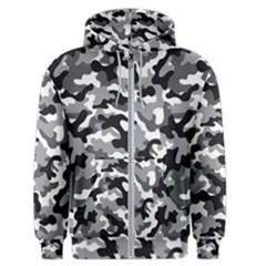 Camouflage 02 Men s Zipper Hoodie