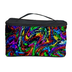 Artwork By Patrick Pattern 31 1 Cosmetic Storage Case