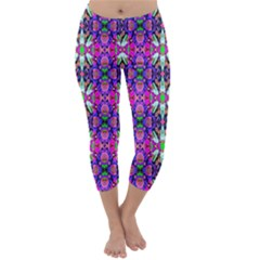 Pattern 32 Capri Winter Leggings