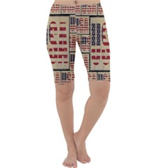 Usa Cropped Leggings