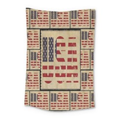 Usa Small Tapestry