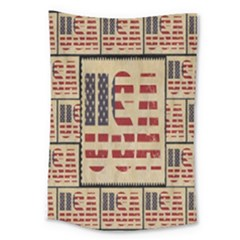 Usa Large Tapestry