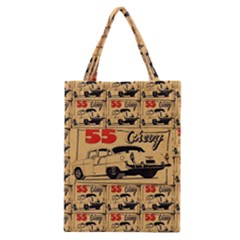 55 Chevy Classic Tote Bag