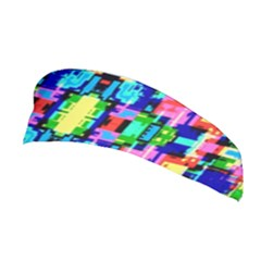Artwork By Patrick  Colorful 1 Stretchable Headband