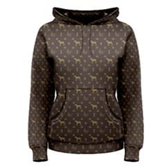 Louis Weim Luxury Dog Attire Women s Pullover Hoodie
