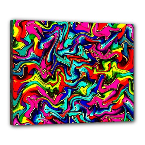 Pattern 34 Canvas 20  X 16