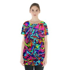 Pattern 34 Skirt Hem Sports Top