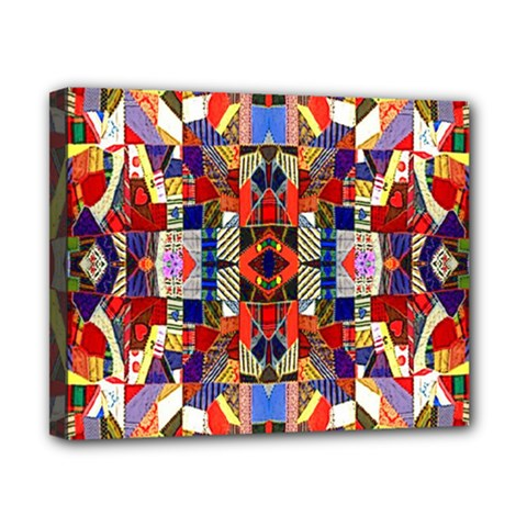 Pattern 35 Canvas 10  X 8