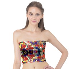 Pattern 35 Tube Top
