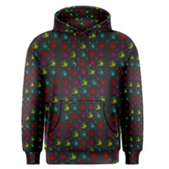 Roses Raining For Love  In Pop Art Men s Pullover Hoodie