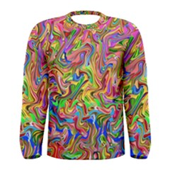Colorful 2 Men s Long Sleeve Tee