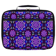 Colorful 3 Full Print Lunch Bag