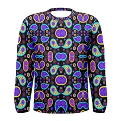 Colorful 5 Men s Long Sleeve Tee