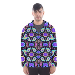 Colorful 5 Hooded Wind Breaker (men)