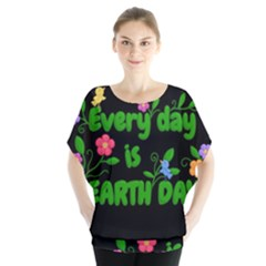 Earth Day Blouse
