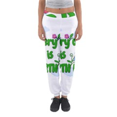 Earth Day Women s Jogger Sweatpants