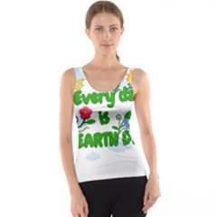 Earth Day Tank Top