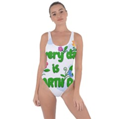 Earth Day Bring Sexy Back Swimsuit