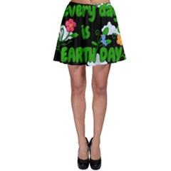 Earth Day Skater Skirt