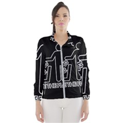 Save The Planet   Religions  Wind Breaker (women)