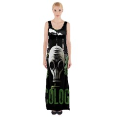 Ecology Maxi Thigh Split Dress