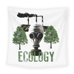 Ecology Square Tapestry (large)