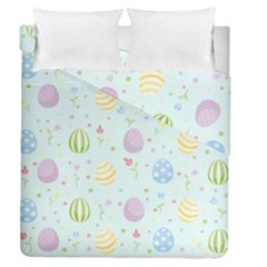 Easter Pattern Duvet Cover Double Side (queen Size)