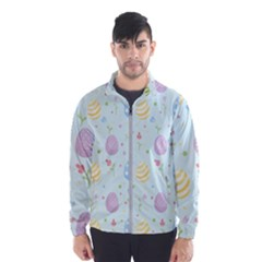 Easter Pattern Wind Breaker (men)