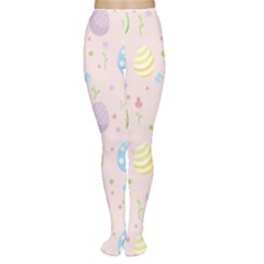 Easter Pattern Women s Tights
