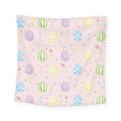 Easter Pattern Square Tapestry (small)