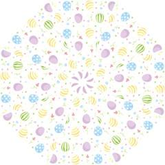 Easter Pattern Straight Umbrellas