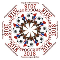 Russia Football World Cup Folding Umbrellas