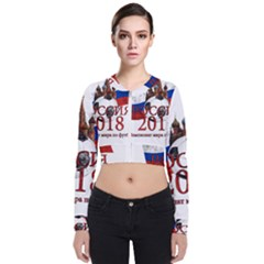 Russia Football World Cup Bomber Jacket