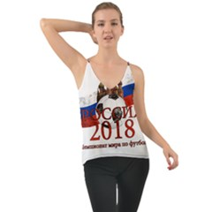 Russia Football World Cup Cami