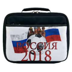 Russia Football World Cup Lunch Bag