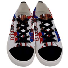 Russia Football World Cup Men s Low Top Canvas Sneakers