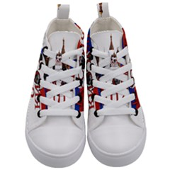 Russia Football World Cup Kid s Mid Top Canvas Sneakers