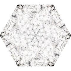 Grunge Pattern Mini Folding Umbrellas