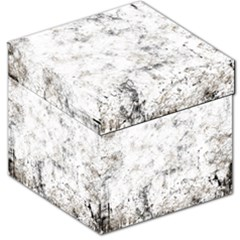 Grunge Pattern Storage Stool 12
