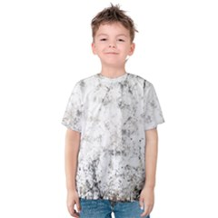 Grunge Pattern Kids  Cotton Tee
