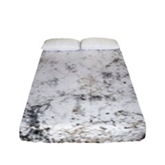 Grunge Pattern Fitted Sheet (full/ Double Size)