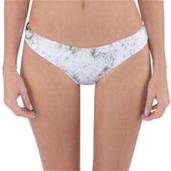 Grunge Pattern Reversible Hipster Bikini Bottoms